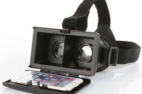 3d фильмов через vr очки